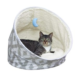 Kitty City Large Cat Bed, Cat Cube